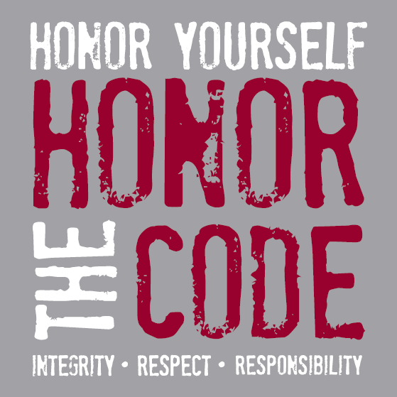 Photo courtesy of University of Denver which employs a strict honor code.
